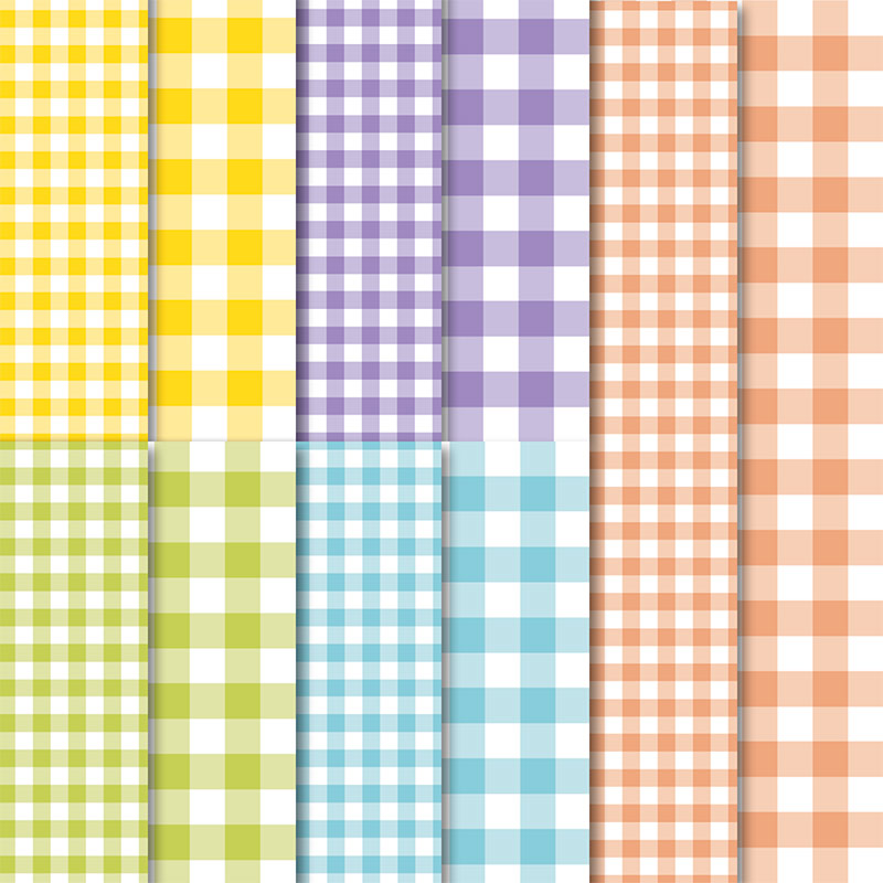 "Gingham Gala 6"" X 6"" (15.2 X 15.2 Cm) Designer Series Paper"