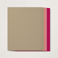 brown and pink paper