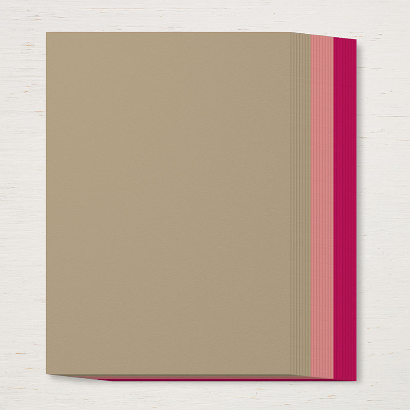 All My Love A4 Cardstock Pack