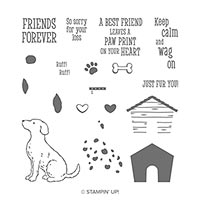 dog stamp set