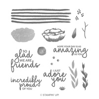 photopolymer stamp set