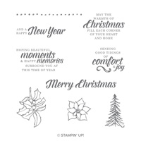 Timeless Tidings Clear-Mount Stamp Set