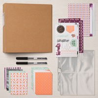 Delightfully Detailed Memories & More Album Supplies Set