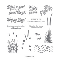 FRIEND LIKE YOU PHOTOPOLYMER STAMP SET
