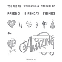 EVERYTHING AMAZING PHOTOPOLYMER STAMP SET