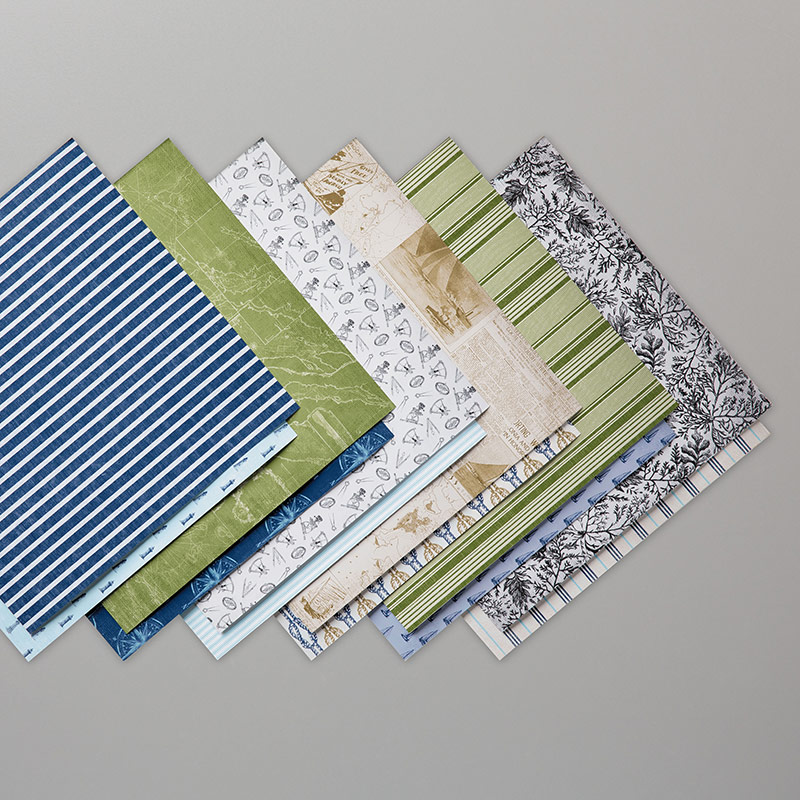 COME SAIL AWAY DESIGNER SERIES PAPER