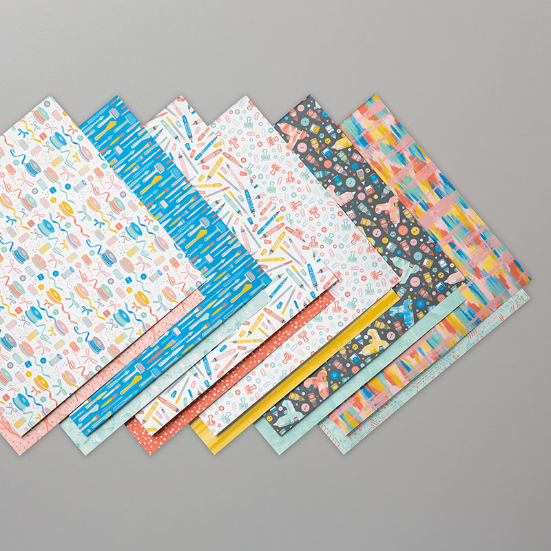 Follow Your Art Specialty Designer Series Paper