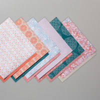 WOVEN THREADS DESIGNER SERIES PAPER