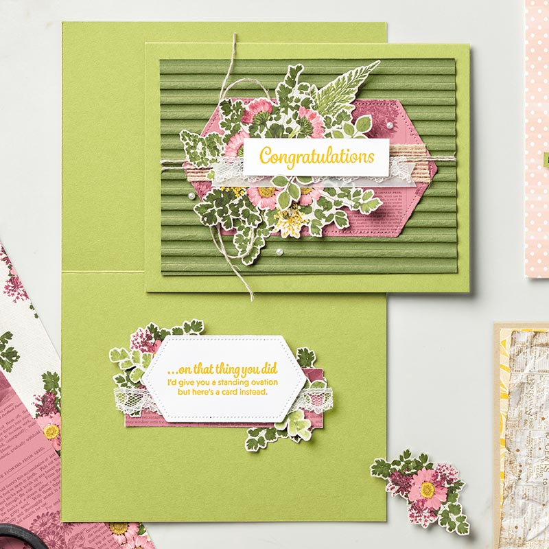 Pressed Petals Suite Spotlight