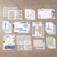 COME SAIL AWAY MEMORIES & MORE CARD PACK