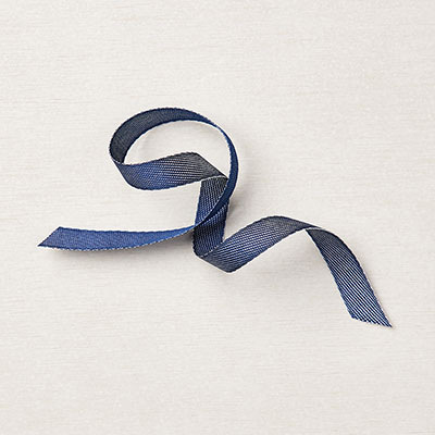3/8 (1 CM) DENIM RIBBON