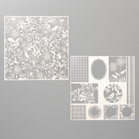 SHIMMER DETAILED LASER-CUT SPECIALTY PAPER