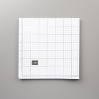 stamp alignment grid paper
