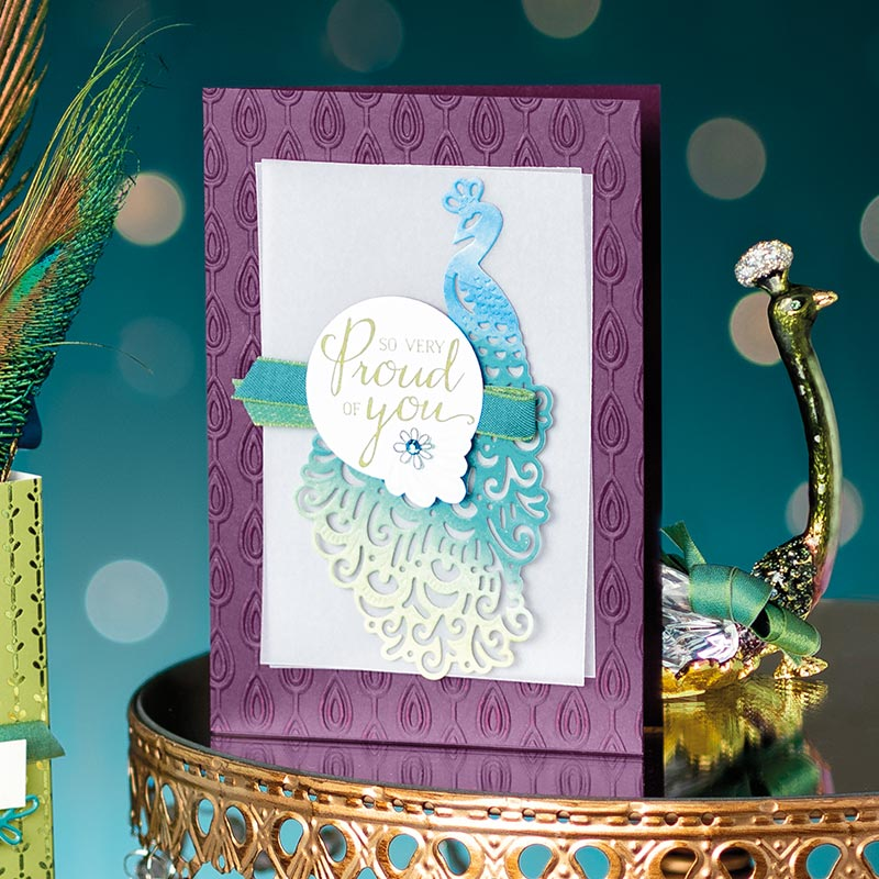 Beads & Baubles Embossing Folder