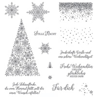 Wintermärchen Photopolymer Stamp Set