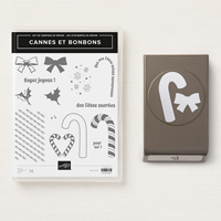 Cannes et bonbons Photopolymer Bundle (French)
