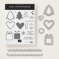 Süße Adventsgrüße Photopolymer Bundle (German)