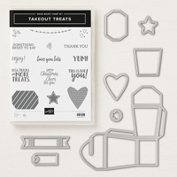 Takeout Treats Wood-Mount Bundle