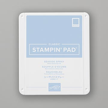 SEASIDE SPRAY CLASSIC STAMPIN' PAD