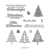 TANNEN & KAROS PHOTOPOLYMER STAMP SET (DE)