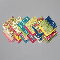 NIGHT BEFORE CHRISTMAS 6 X 6 (15.2 X 15.2 CM) DESIGNER SERIES PAPER