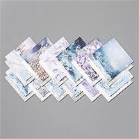6 x 6インチ(15.2 x 15.2 cm)・スペシャル・デザイナーシリーズ・ペーパー・フィールズ・ライク・フロスト