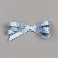 SEASIDE SPRAY 1/4 (6.4 MM) METALLIC RIBBON