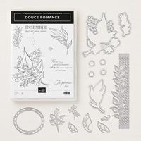 Douce Romance Cling Bundle (French)