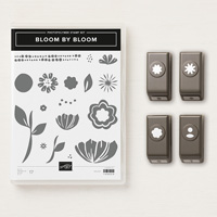 Bloom By Bloom Photopolymer Bundle