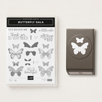 butterfly stamp set