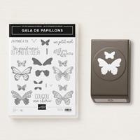 Gala De Papillons Photopolymer Bundle (French)