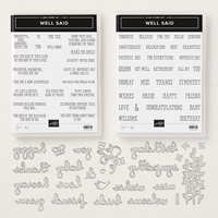 phrase stamp set