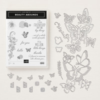 butterfly stamp bundle