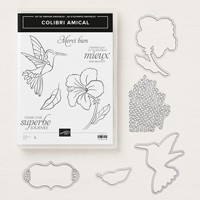 Colibri Amical Cling Bundle (French)