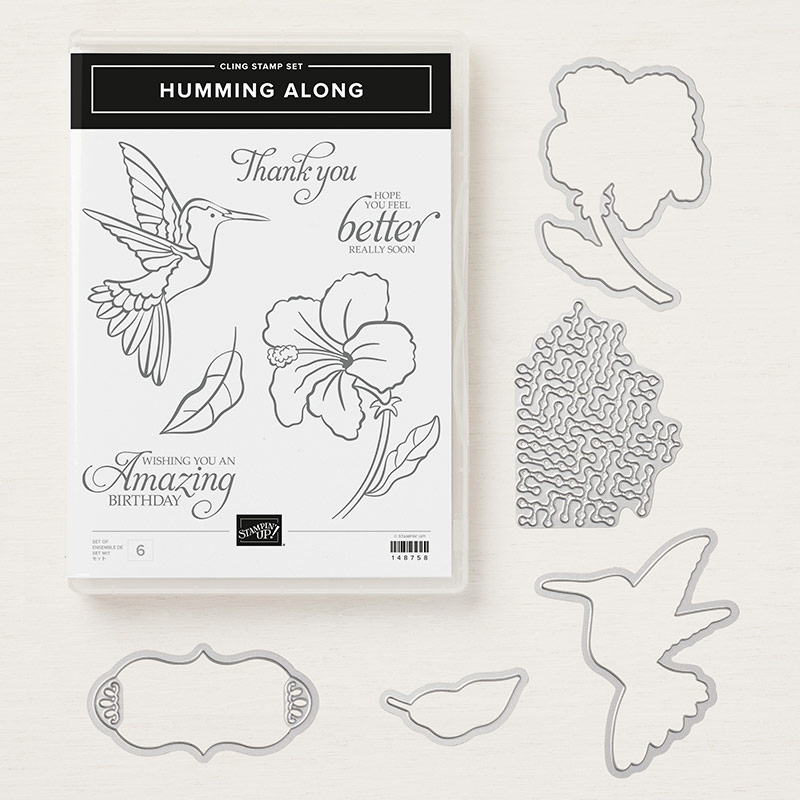 Humming Along Cling Bundle