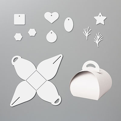 MINI CURVY KEEPSAKES BOX DIES