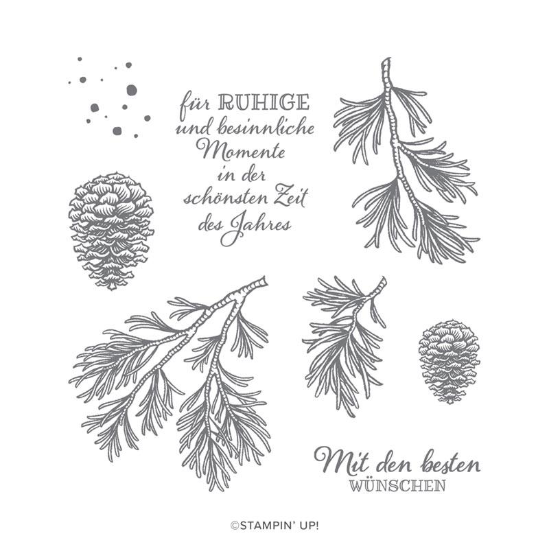 Friedvolle Zweige