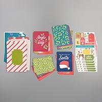 NIGHT BEFORE CHRISTMAS MEMORIES & MORE CARD PACK