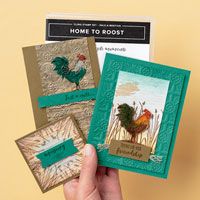 Home to Roost Cards