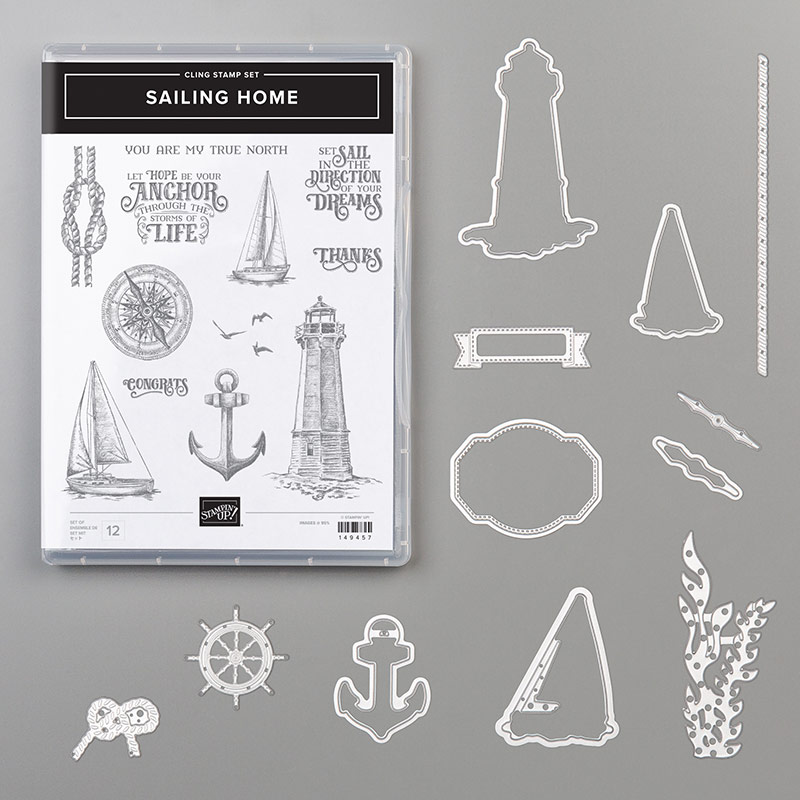 #151066 Sailing Home Bundle