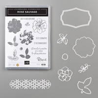 ROSE SAUVAGE BUNDLE (FRENCH)
