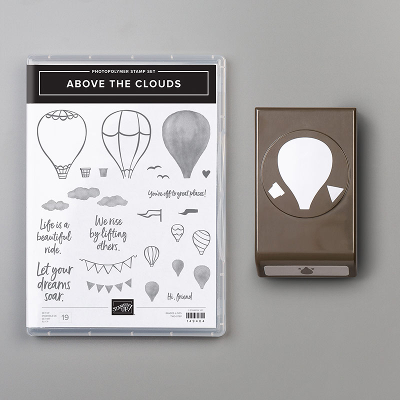 ABOVE THE CLOUDS BUNDLE