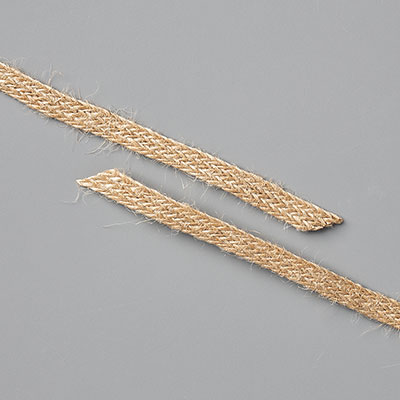 5/16 (8 MM) BRAIDED BURLAP TRIM