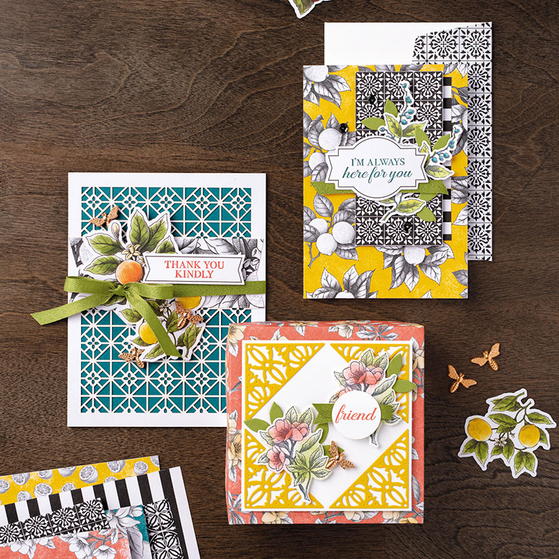 Botanical Prints Product Medley #151301
