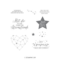 Sternstunden Cling-Mount Stamp Set (German)