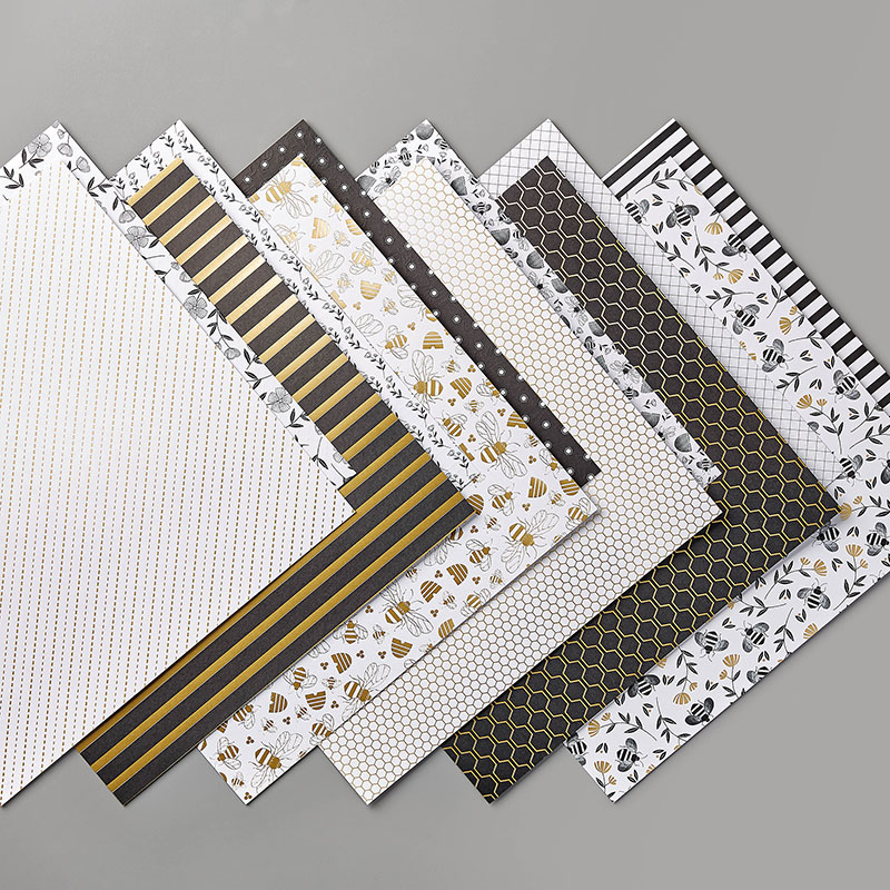 GOLDEN HONEY SPECIALTY DESIGNER SERIES PAPER