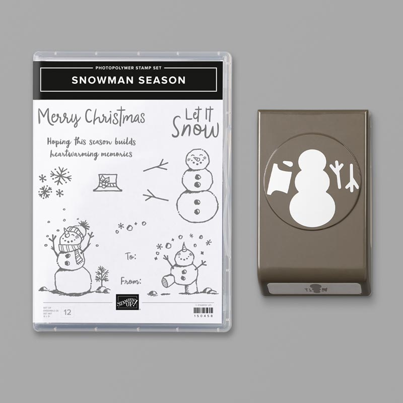 SNOWMAN SEASON BUNDLE
