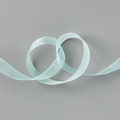 POOL PARTY 3/8 (1 CM) SHEER RIBBON