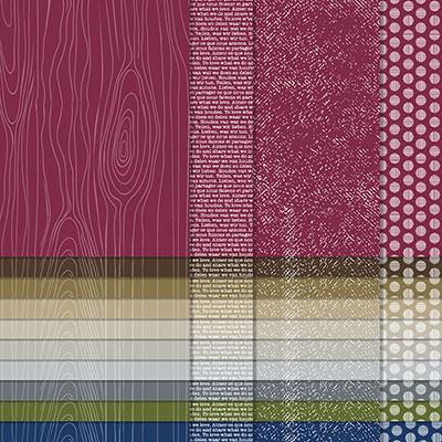 6 X 6インチ(15.2 X 15.2 CM)・デザイナーシリーズ・ペーパー・ニュートラル