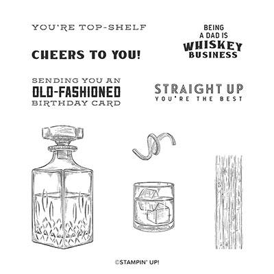 ウィスキー・ビジネス・スタンプセット